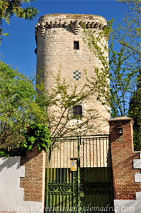 Pinto, Torre de Éboli
