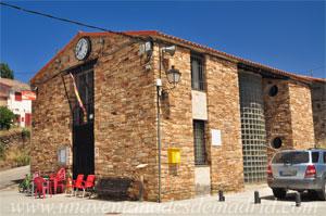 Robregordo, Ayuntamiento