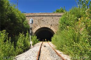 Robregordo, Boca Este del Túnel de La Cabeza