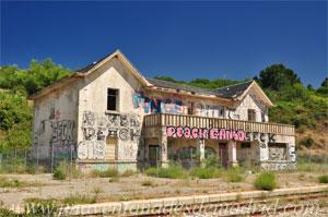 Robregordo, Estación de Robregordo