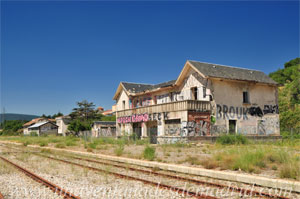 Robregordo, Estación de Robregordo-Somosierra