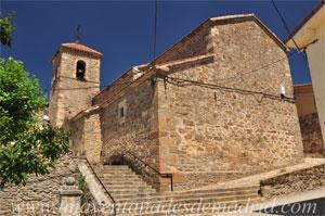 Robregordo, Iglesia Parroquial de Santa Catalina
