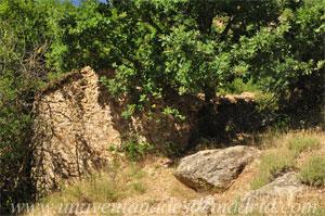 Robregordo, Molino harinero (ruinas)