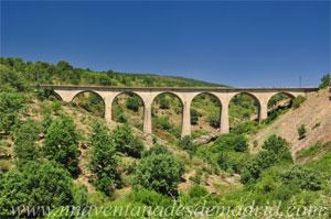 Robregordo, Viaducto del Horcajo