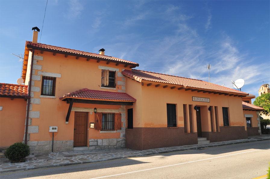 La serna del monte for Oficina de vivienda comunidad de madrid