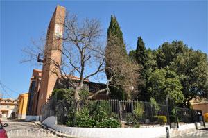 Serranillos del Valle, Iglesia Parroquial de San Nicolás de Bari