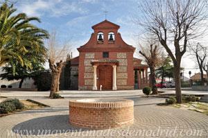 Torrejón de la Calzada, Iglesia de San Cristóbal Mártir