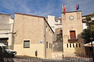 Valdelaguna, Ayuntamiento
