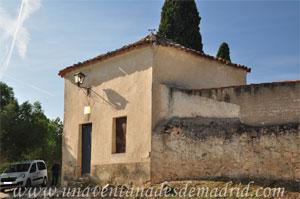 Valdelaguna, Ermita de Santo Toribio
