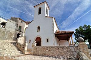 Valdelaguna, Iglesia de Nuestra Señora de la Asunción