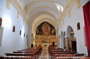Valdelaguna, Nave principal y nave menor Sur de la Iglesia de Nuestra Señora de la Asunción