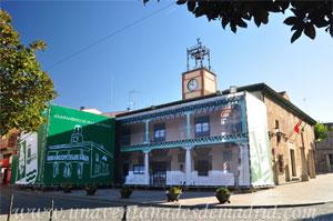 Villa del Prado, Ayuntamiento