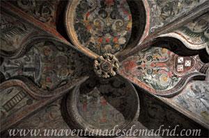 Villa del Prado, Bóveda del Coro