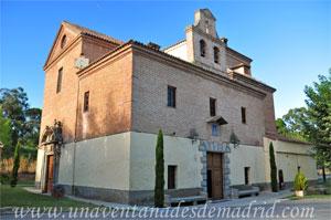 Villa del Prado, Ermita de Nuestra Señora de la Poveda