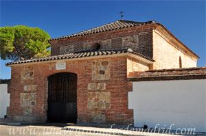 Villa del Prado, Ermita de Santa Lucía