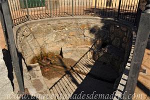"""Villa del Prado, Fuente de """"El Liseo"""""""