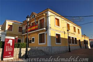 Villamantilla, Ayuntamiento