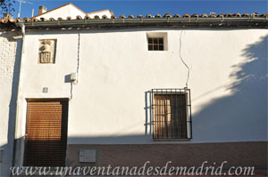 Villamantilla, Casa blasonada