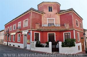 Villamantilla, Casa Roja