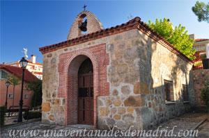 Villamantilla, Ermita de San Sebastián
