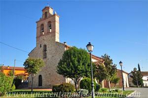 Villamantilla, Iglesia Parroquial de San Miguel Arcángel