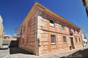 Villarejo de Salvanés, Antiguo Hospital de Pobres y Transeúntes