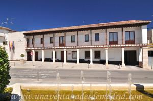 Villarejo de Salvanés, Ayuntamiento