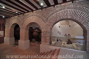 Villarejo de Salvanés, Bodega de la Casa de la Tercia