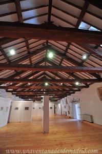 Villarejo de Salvan�s, Antiguo Granero de la Casa de la Tercia convertido en la actualidad en Sala de exposiciones y actividades culturales
