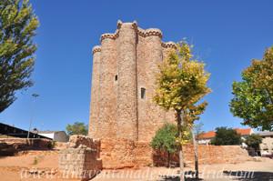 Villarejo de Salvan�s, Castillo de Villarejo de Salvan�s