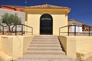 Villarejo de Salvanés, Ermita de San Isidro