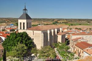 Villarejo de Salvanés, Iglesia Parroquial de San Andrés Apóstol