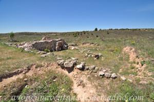 Villarejo de Salvan�s, Yacimiento arqueol�gico de Santa Mar�a