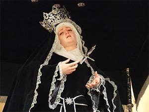 Hospital de Incurables de Nuestra Señora del Carmen, Nuestra Señora de los Dolores