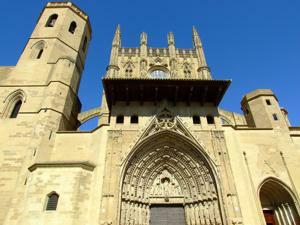 Huesca, Catedral