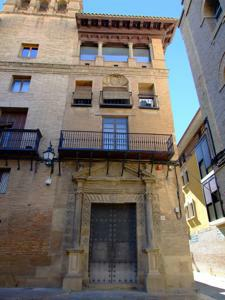 Huesca, Colegio Imperial Santiago