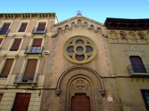 Huesca, Colegio Santa Ana
