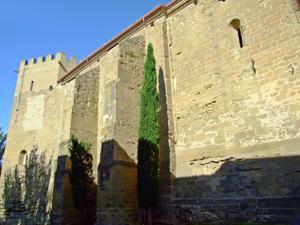 Huesca, Antiguo Palacio Real