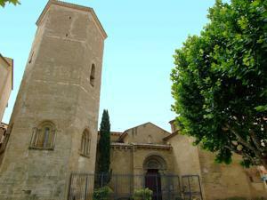 Huesca, Iglesia de San Pedro el Viejo