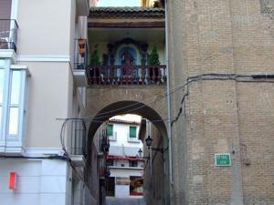 Huesca, Arco de San Vicente