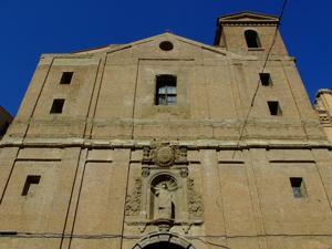 Huesca, Iglesia de San Vicente el Real