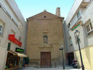 Huesca, Iglesia de Santa Teresa de Jesús
