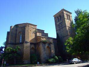 Huesca, Convento de San Miguel