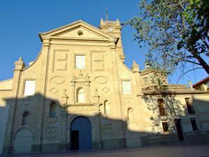 Huesca, San Domingo y San Martín
