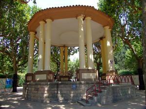 Huesca, Templete de Música