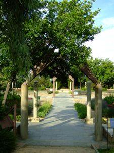 Jardín de las Tres Culturas, Campana