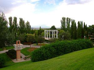 Jardín de las Tres Culturas, Jardín Islámico