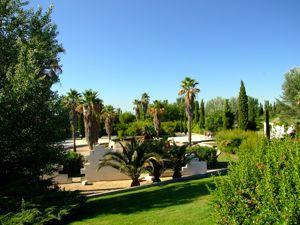 Jardín de las Tres Culturas, Jardín Judío