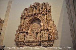 Carlos I, Cenotafio del Obispo Gutierre
