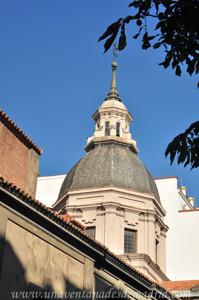 Carlos I, Capilla de los Arquitectos